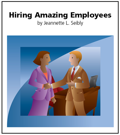 Hiring Amazing Employees - Book
