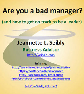 Are You a Bad Manager?